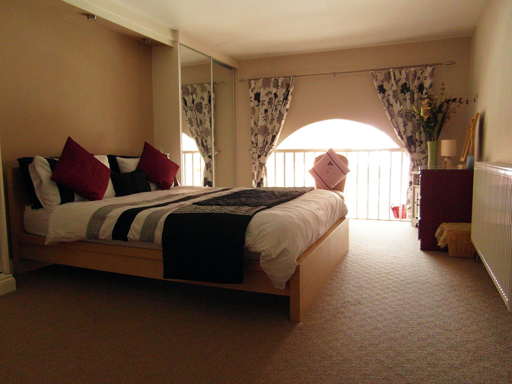 Whitby holidays - Bed kind met mezzanine kantoor ...
